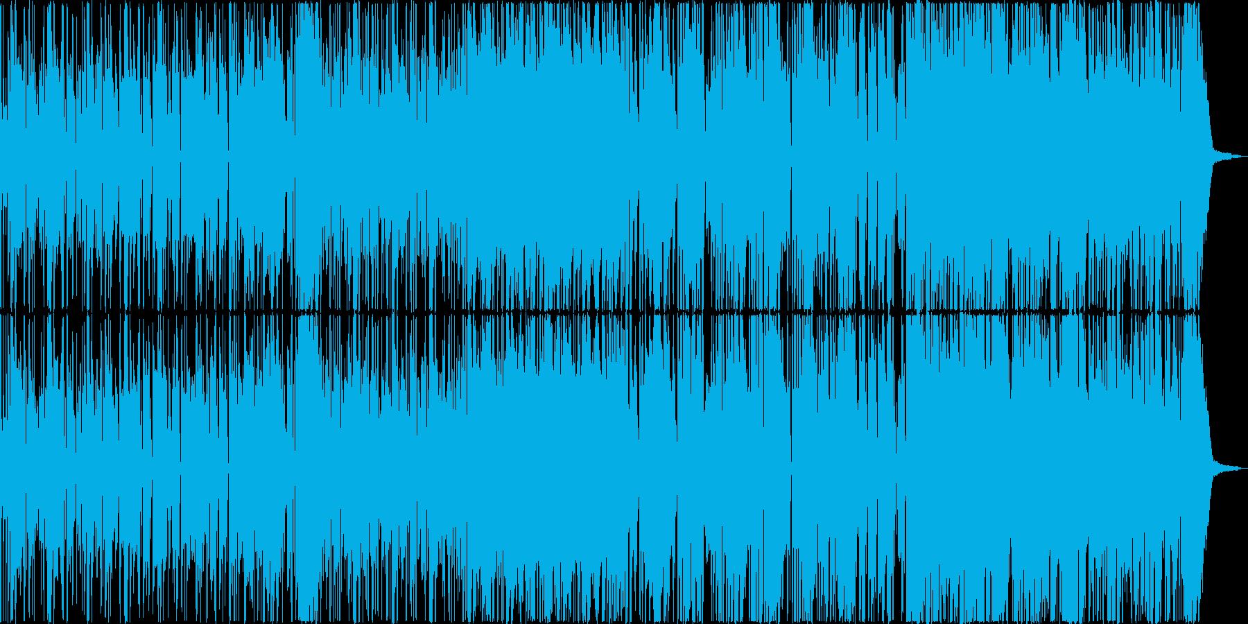 優雅で懐疑的なサックスジャズの再生済みの波形
