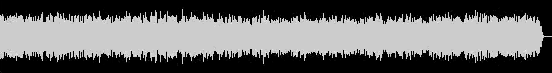 管弦楽組曲第一番 ガボットの未再生の波形