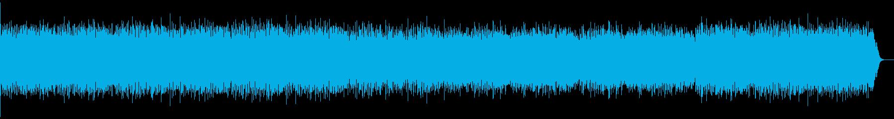管弦楽組曲第一番 ガボットの再生済みの波形
