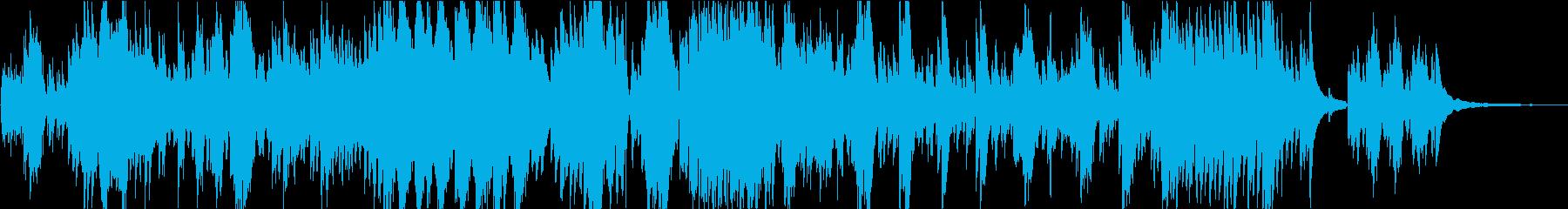 ピアノソロコレクション。柔らかく、...の再生済みの波形