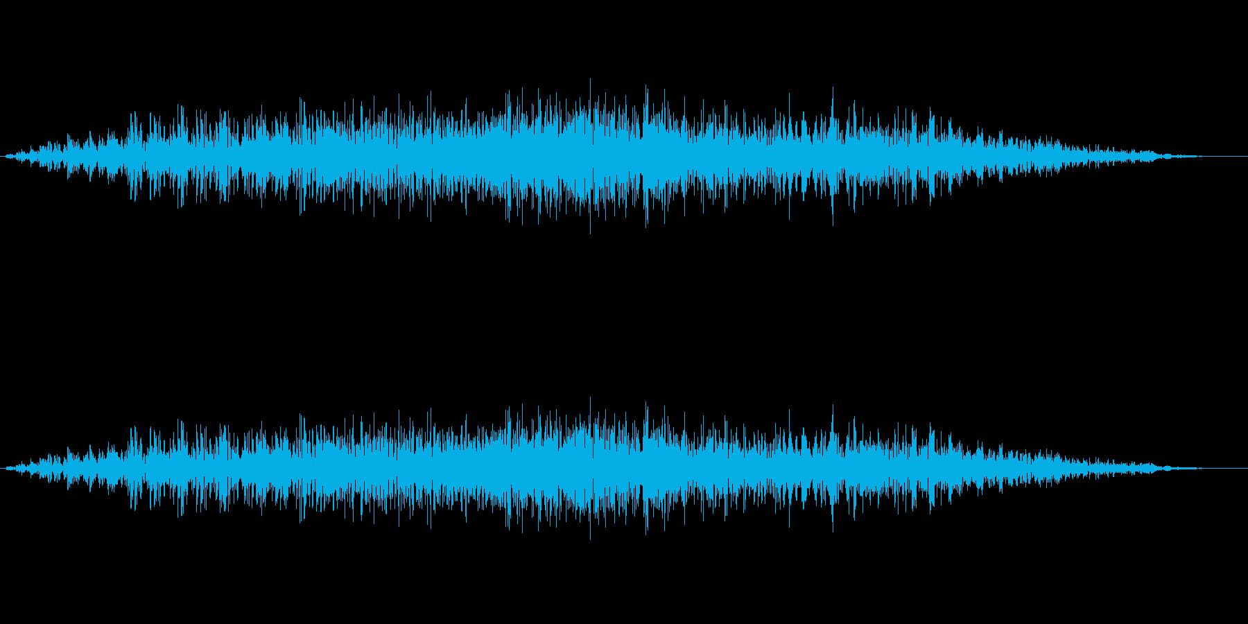 MENACING GROWLその他...の再生済みの波形