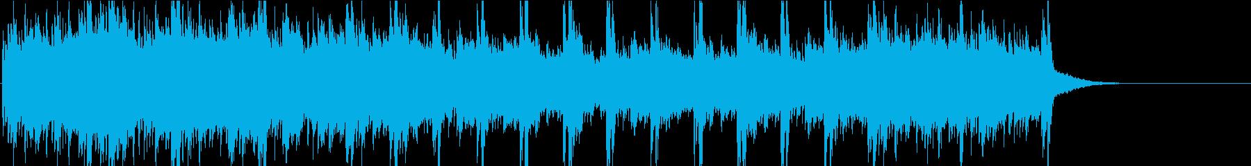 ニューエイジ研究所刺激的な瞑想的な...の再生済みの波形