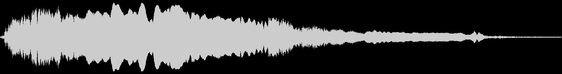 ウルフハウル、シングル、エクステリアの未再生の波形
