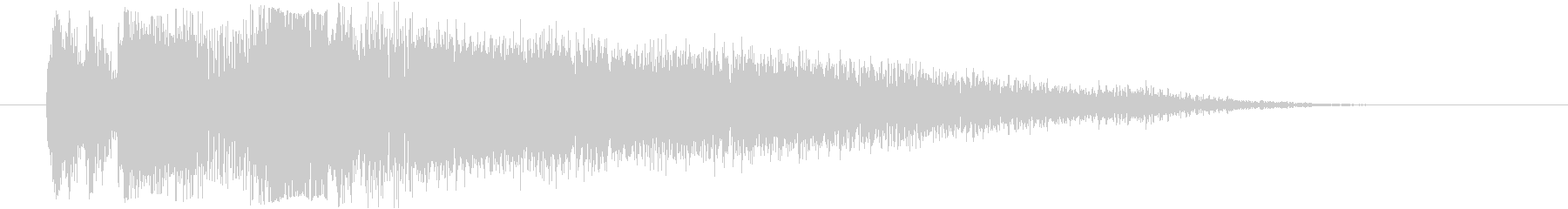 エレクトロ_ハイクオリティージングル_4の未再生の波形