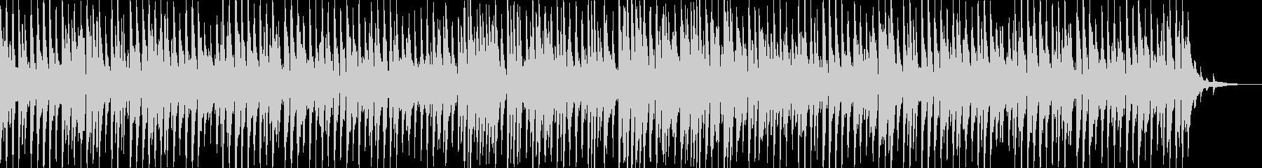 お洒落なジャズピアノトリオ10の未再生の波形