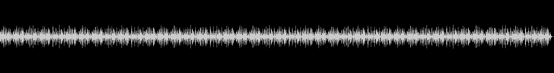 Vtuberの配信 開始前BGM(2)の未再生の波形