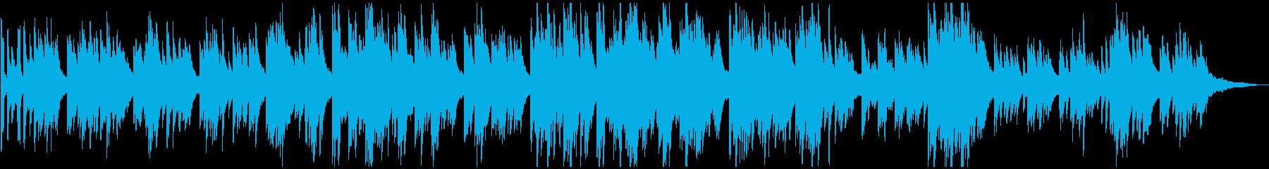 メロディック 明るくポップな ピアノソロの再生済みの波形