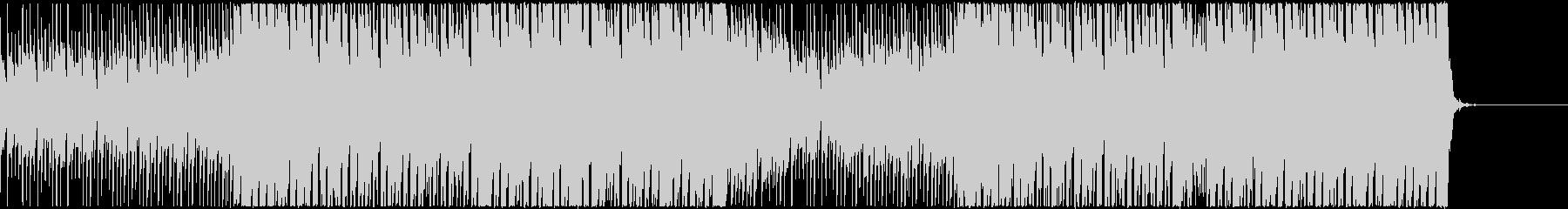 説明用動画のバックグラウンドに最適の未再生の波形