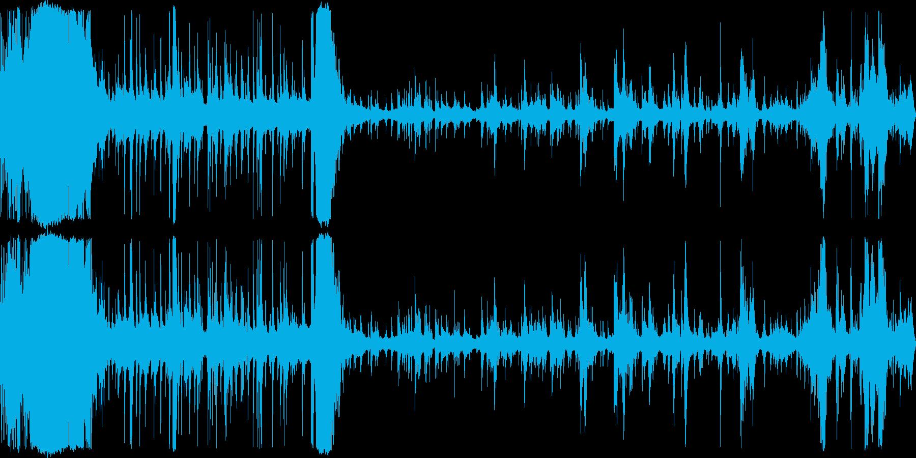 モーターハイドロリックシミュレーシ...の再生済みの波形