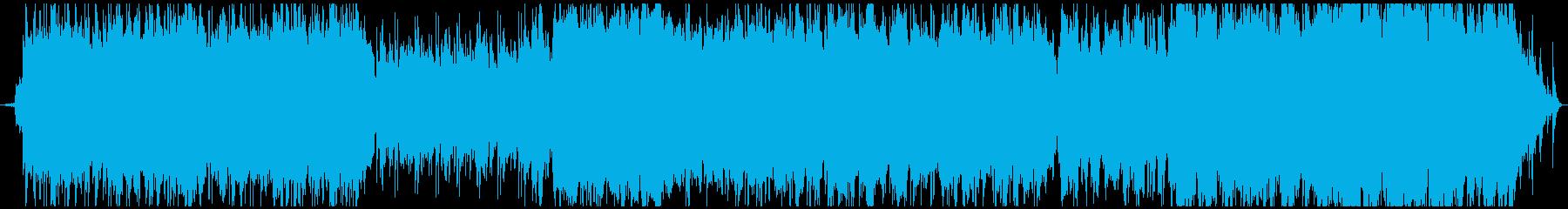 MVPの再生済みの波形