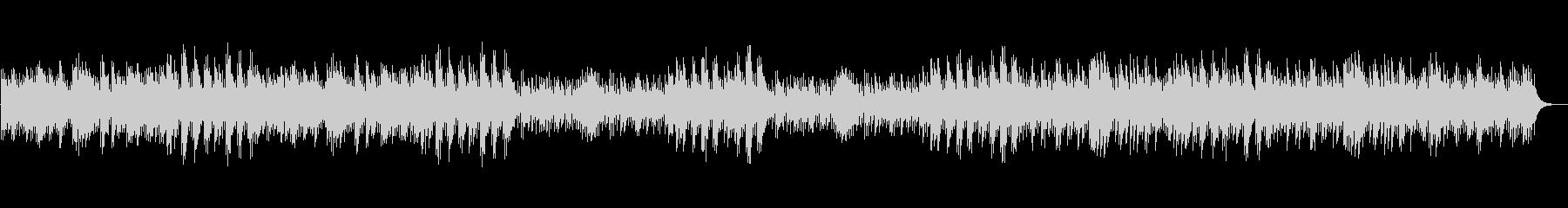 仄暗く切ない系オルゴール(短調)の未再生の波形