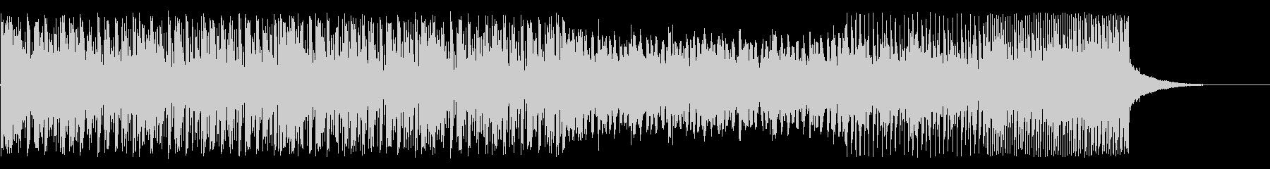 きれいめのシンセポップ(インスト曲)の未再生の波形