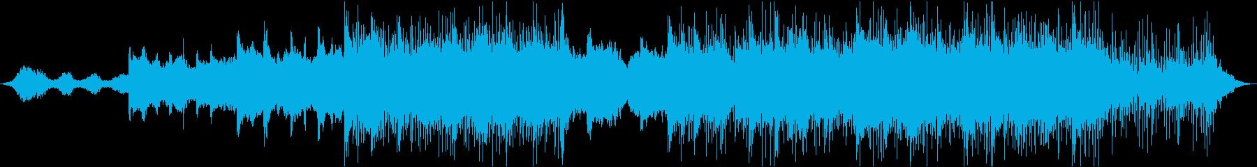 アンビエント モダン 実験的 ほの...の再生済みの波形