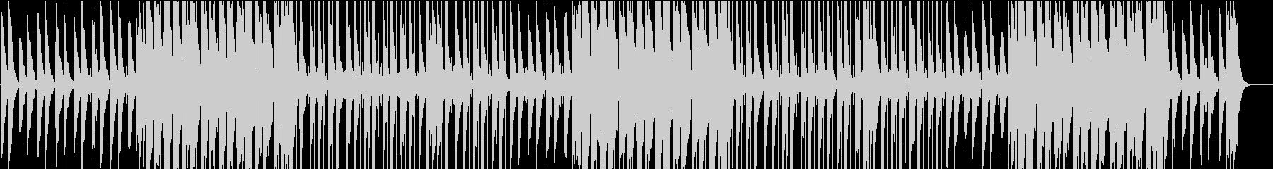 Lo-Fi、エモくお洒落なチルアウトの未再生の波形