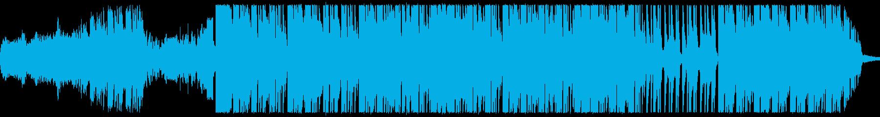 エスニック。東部オリエンタルの再生済みの波形