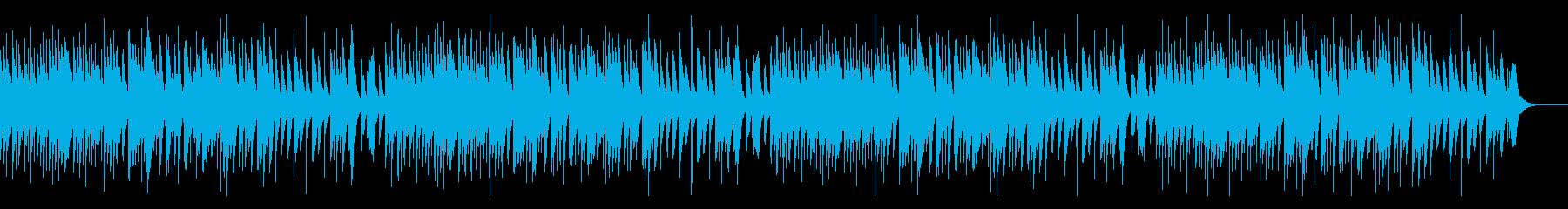 こいのぼり② / オルゴールの再生済みの波形