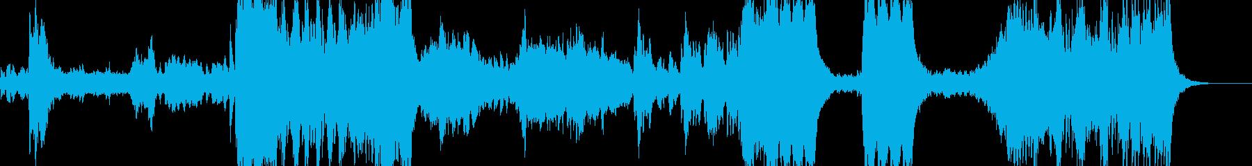 交響曲第4番第4楽章/ベートーベンの再生済みの波形