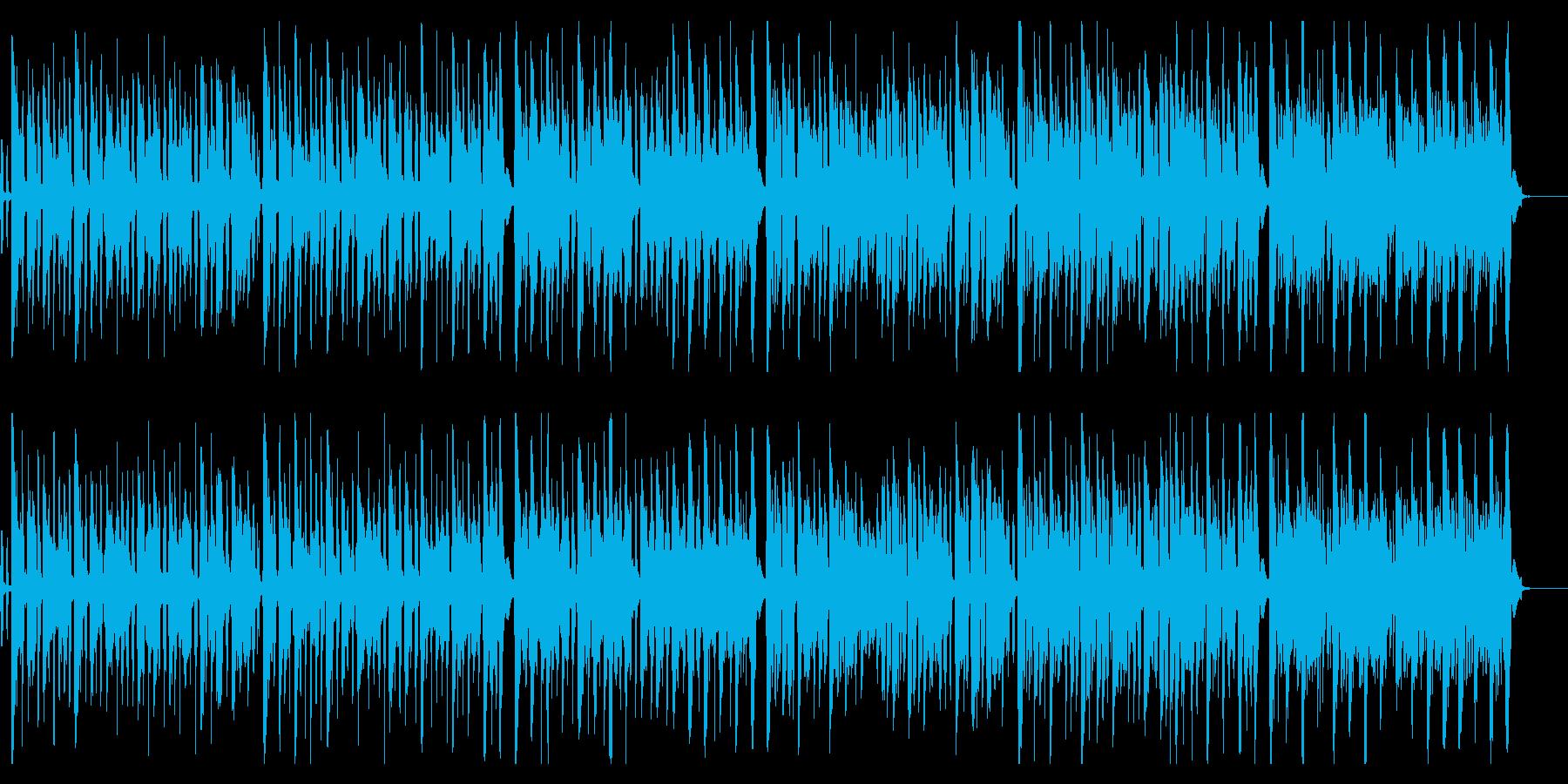 かわいい系・小人のワルツ・アコーディオンの再生済みの波形