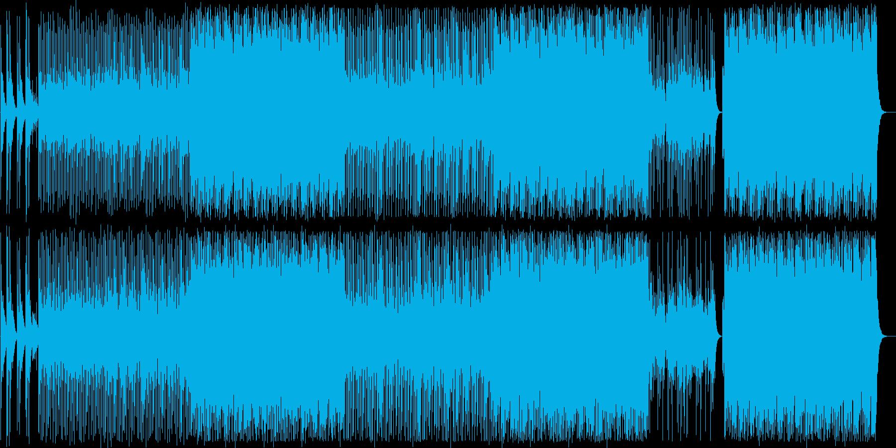 和風/和楽器/掛け声(は!/よぉ~)A2の再生済みの波形