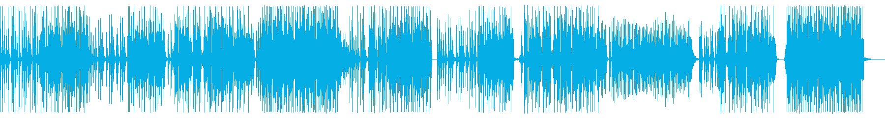 K-POP/ハッピーで可愛いらしいポップの再生済みの波形