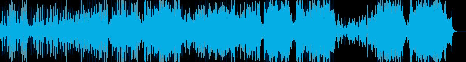 ウクレレ・南国気分のアコギポップス ★の再生済みの波形