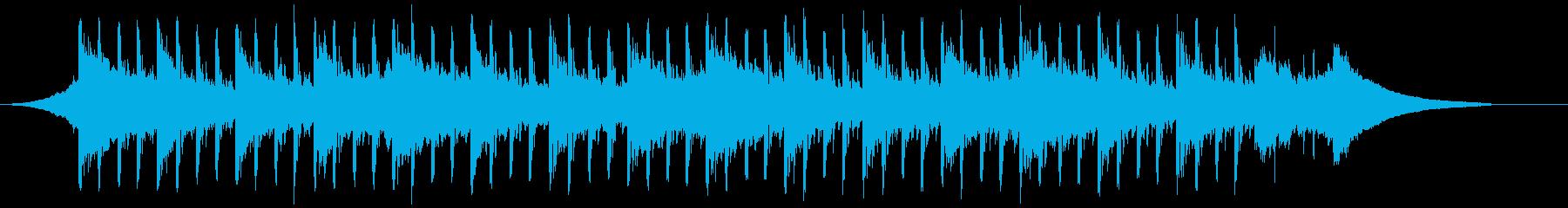 最小(45秒)の再生済みの波形