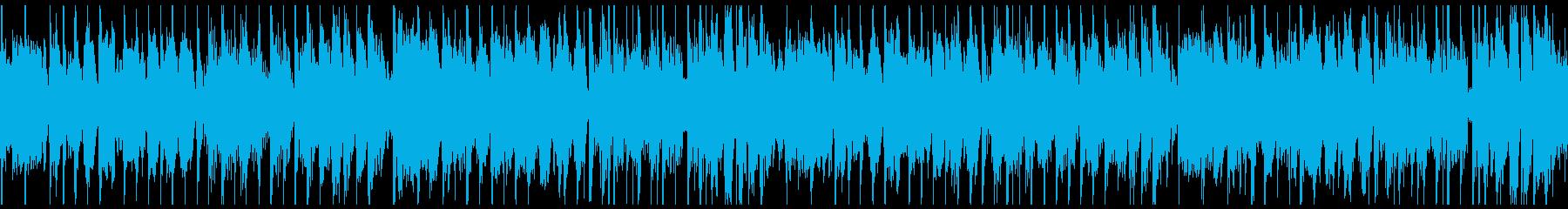 Drum&Bassは、都会のジャン...の再生済みの波形