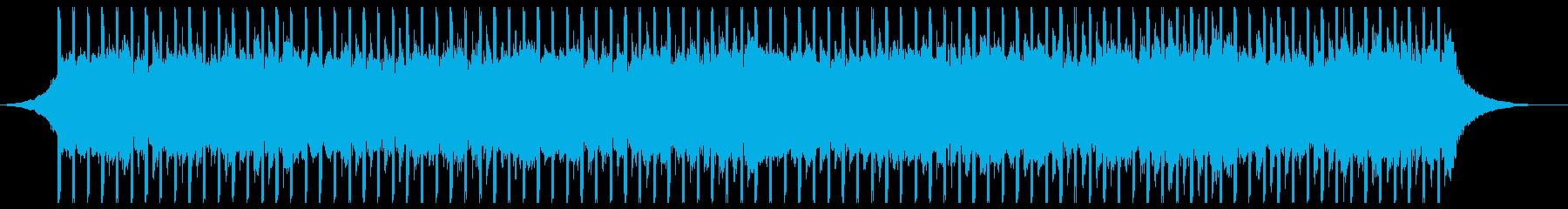 感動的な企業(60秒)の再生済みの波形