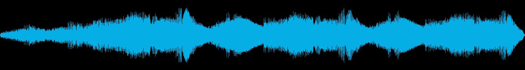スペースベル、ジャンブルスペースシ...の再生済みの波形