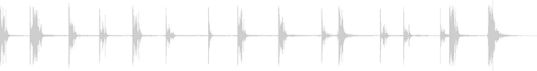 ブラックパウダーキャノン:発射され...の未再生の波形