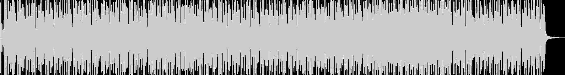 ポジティブ、ポップロックの未再生の波形