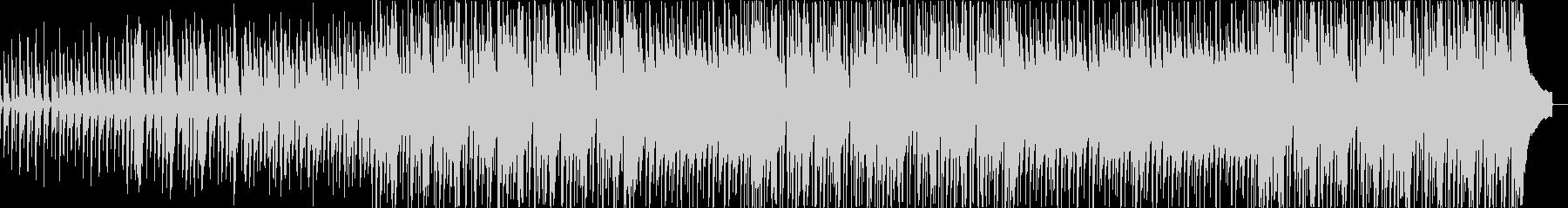 口笛、マリンバ、ほのぼの系日常BGMの未再生の波形