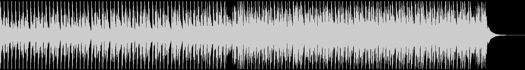 ポップパーティー(60秒)の未再生の波形