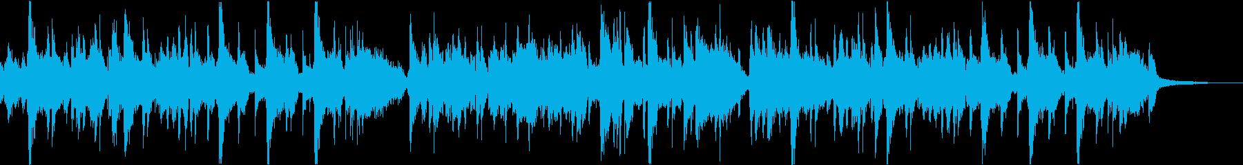 いちじくをテーマにした楽曲の再生済みの波形