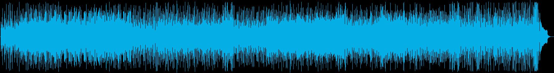 エネルギッシュなポップバラード。ワ...の再生済みの波形