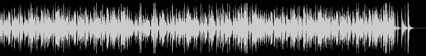 お洒落なジャズピアノトリオ24 ほのぼのの未再生の波形