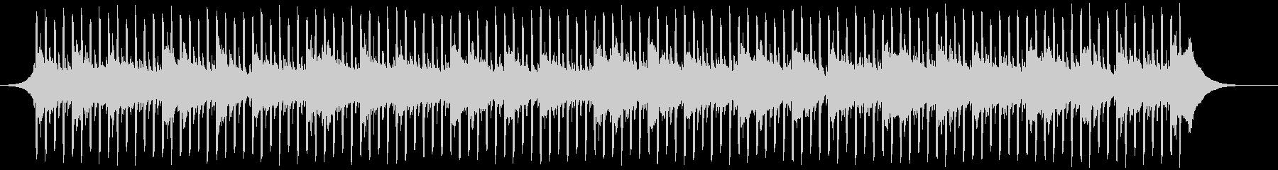 インフォグラフィック(60秒)の未再生の波形