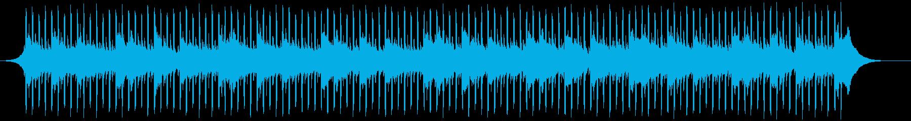 インフォグラフィック(60秒)の再生済みの波形
