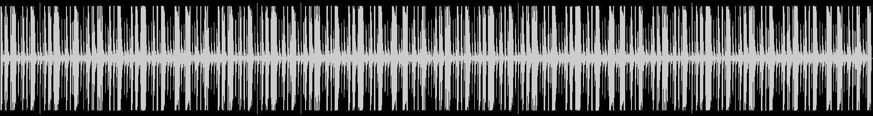 YouTube トロンボーン・コミカルの未再生の波形