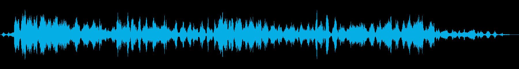 スモールスタジオオーディエンス:ハ...の再生済みの波形