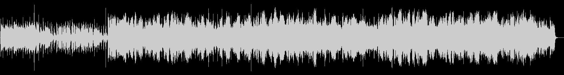 トランペットがメインのオールドジャズの未再生の波形