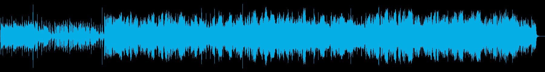 トランペットがメインのオールドジャズの再生済みの波形