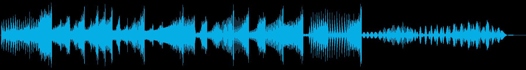 DJ REWIND INHALERの再生済みの波形