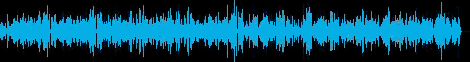 スコット・ジョプリン:ソラースの再生済みの波形