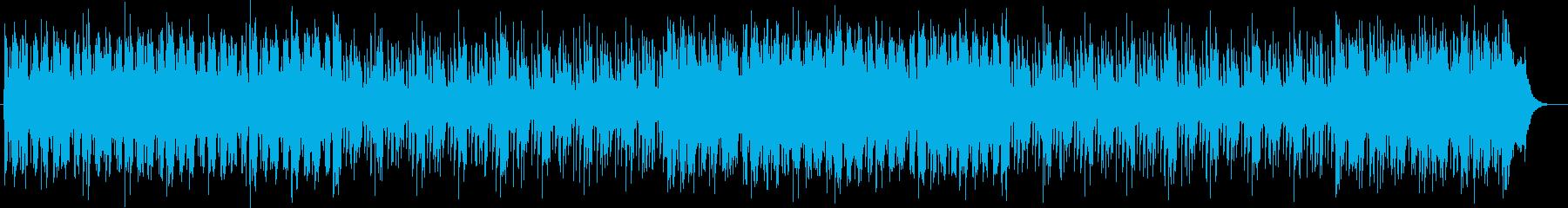 Near future wonder pops's reproduced waveform