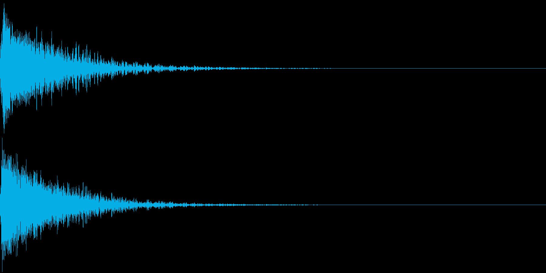 ロボット 合体 ガシーン キュイン 30の再生済みの波形