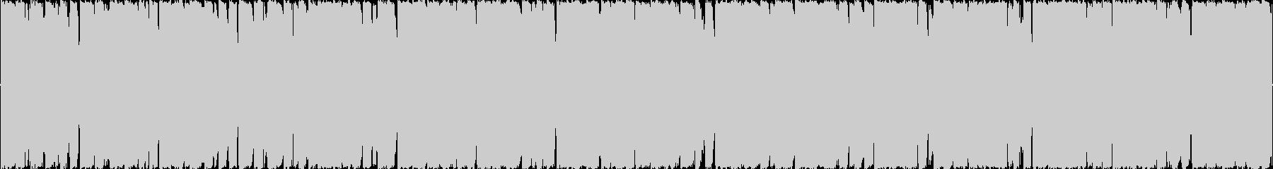 electloの未再生の波形