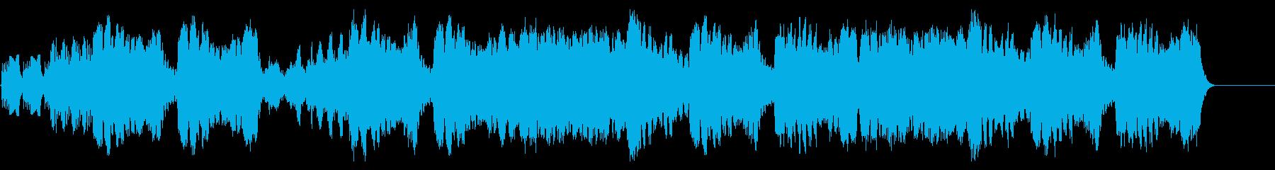 結婚行進曲/メンデルスゾーン パイプ の再生済みの波形
