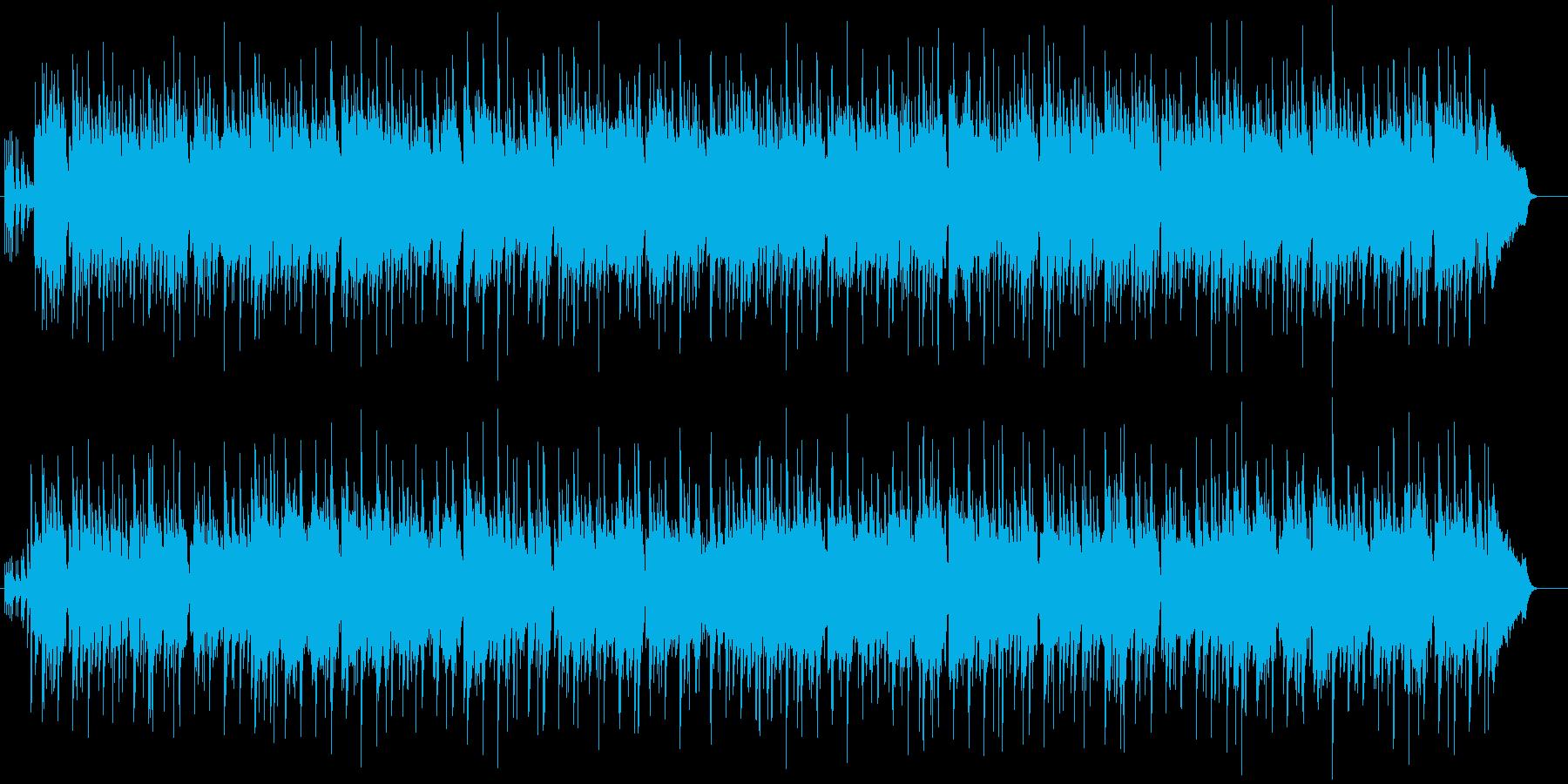 童謡どんぐりころころ キッズレゲエ 秋の再生済みの波形