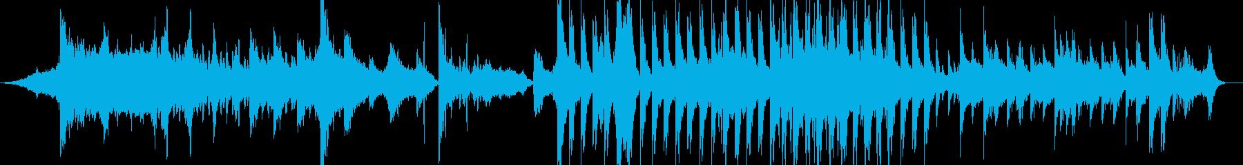 インストゥルメンタル、クラシックポ...の再生済みの波形